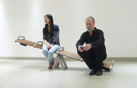 Germaine Koh - SeeSawSeat prototype