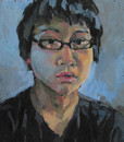 Germaine Koh - Self-portrait